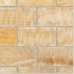 Cabot Onyx Mosaic Onyx Series Model 100865651 Kitchen Stone Mosaics