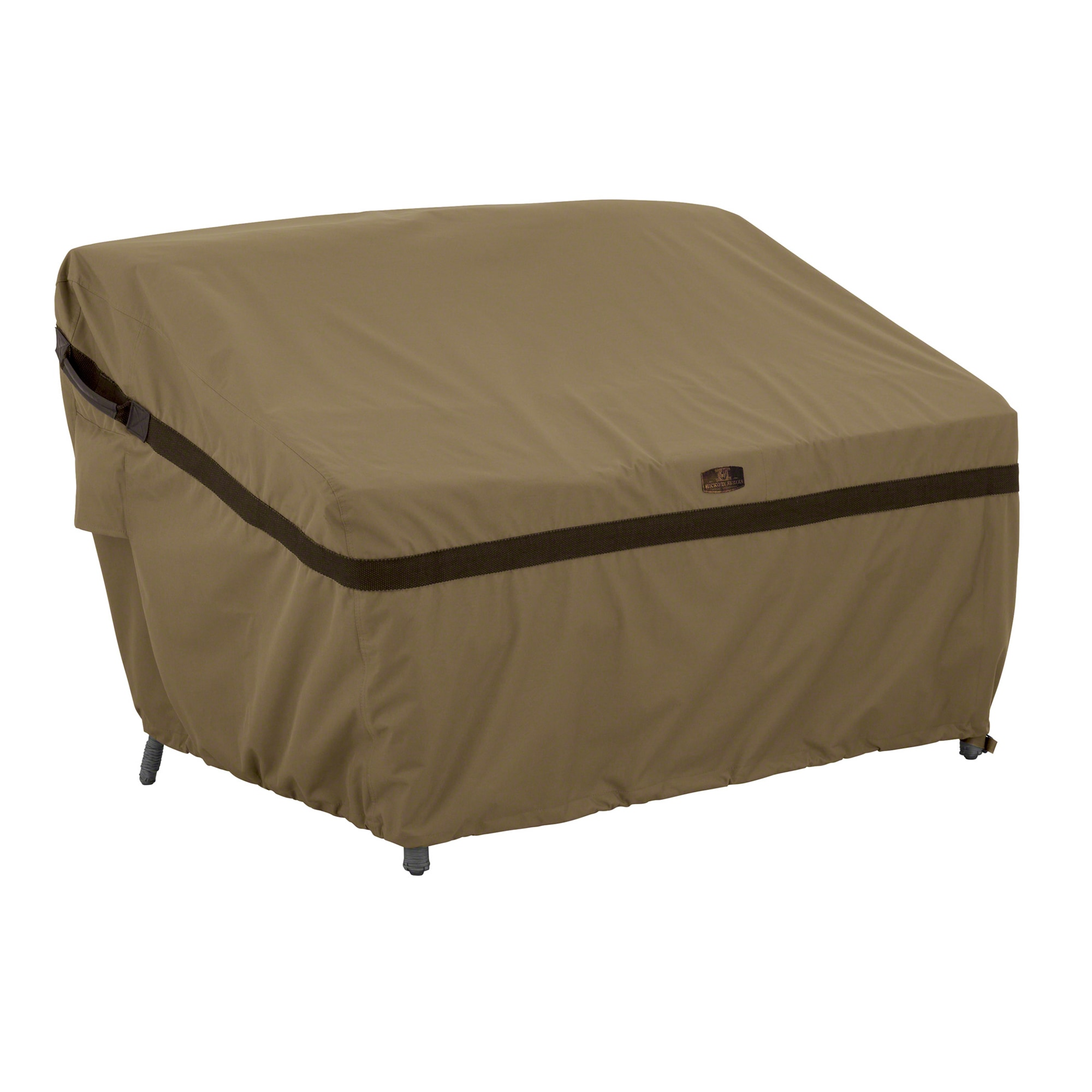 Classic Accessories Covers Hickory Patio Sofa And Bench Covers Sofa Loveseat Cover Medium