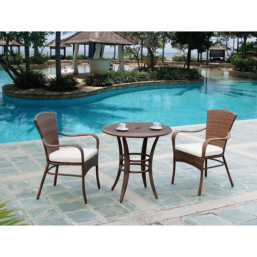 Panama Jack Key Biscayne Collection Bistro Set 3 Piece