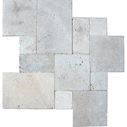 Cabot Travertine Pavers Pattern Sets Type 100897731 Outdoor Pavers in Canada