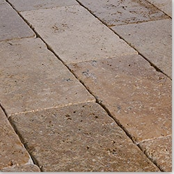 Cabot Travertine Pavers Turkish Series Type 100794471 Outdoor Pavers in Canada