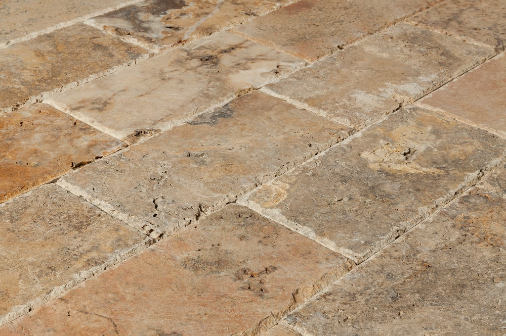 cabot travertine pavers tuscany scabos 6 quot x12 quot x3cm