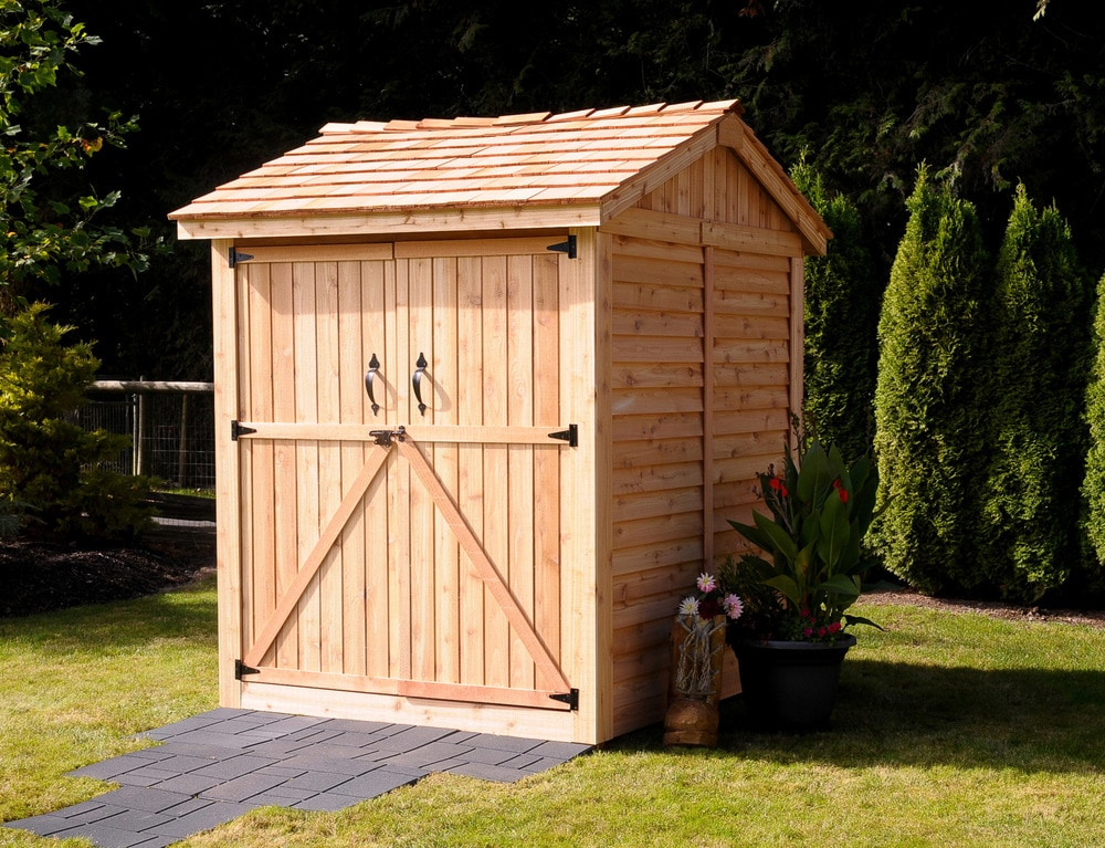 Hewetson Storage Sheds Lifestyle Series 6 39 X 6 39 Apex