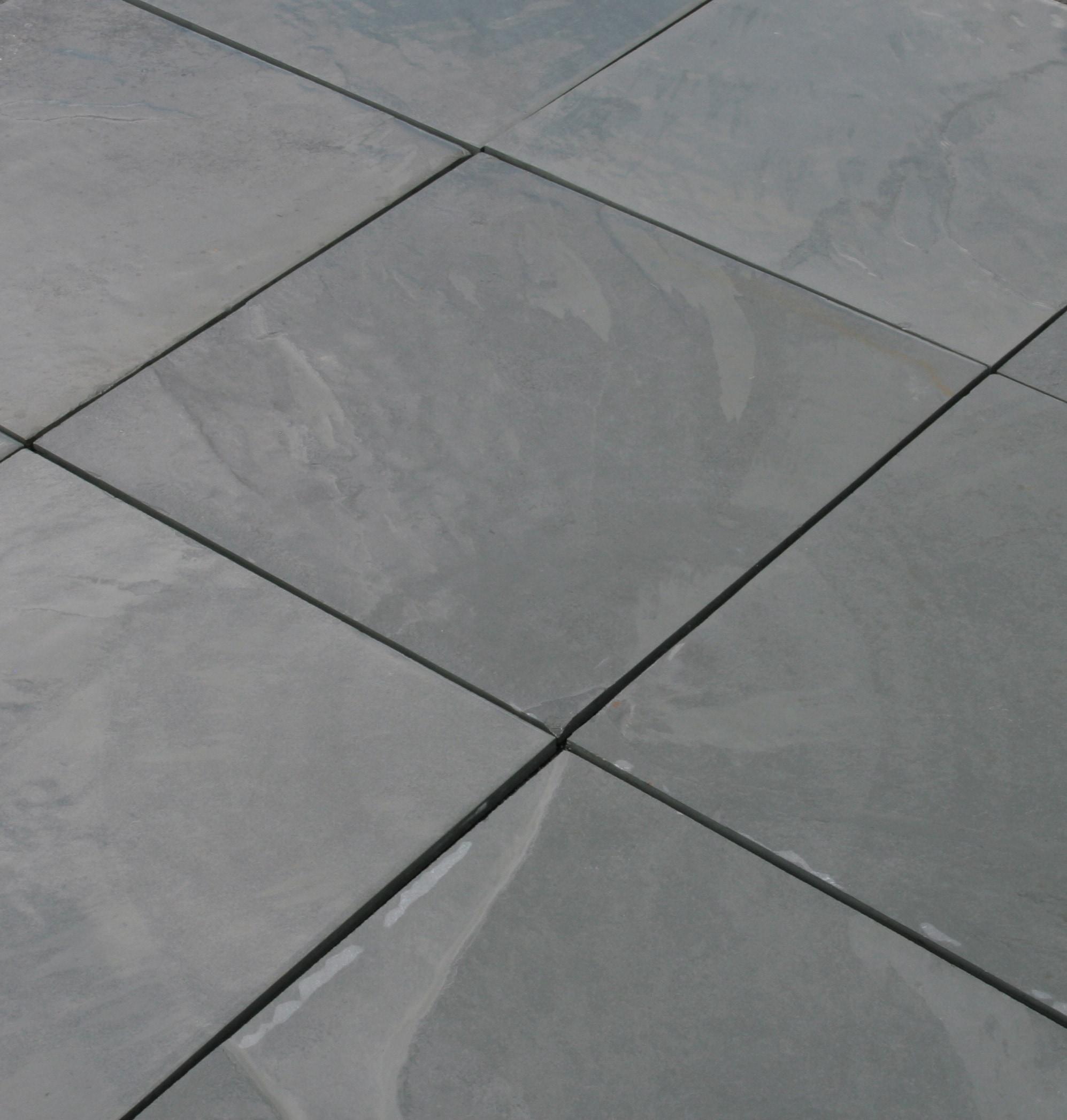 Cabot Slate Tile Montauk Blue 12 Quot X12 Quot