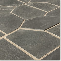 Roterra Slate Tile Meshed Back Patterns Model 100889491 Slate Flooring Tiles