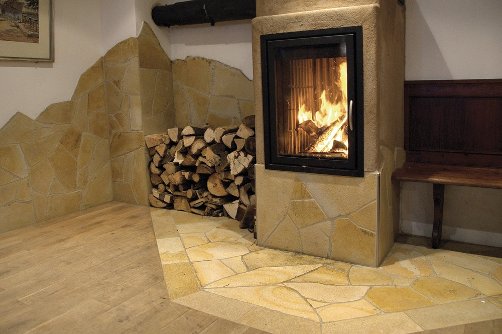 - Limestone / Pattern Set 55 Sq Ft - sku:15002477