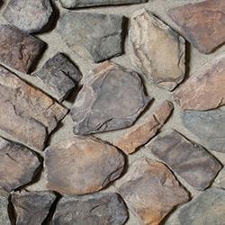 Kodiak Mountain Stone Manufactured Stone Veneer Cut Fieldstone Model 150047741 Manufactured Stone Veneer