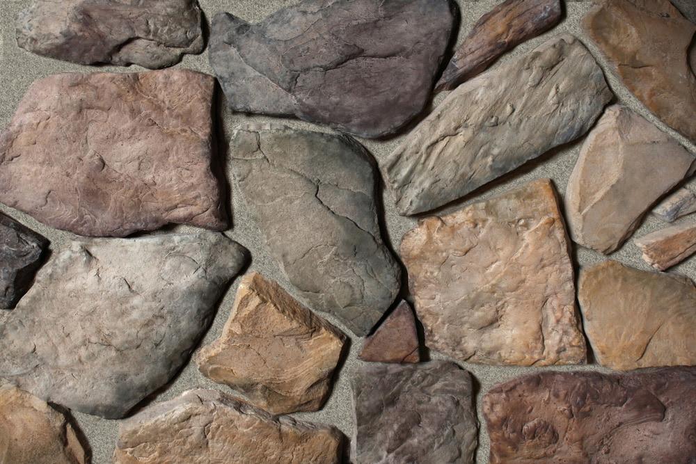 Kodiak Mountain Stone Manufactured Stone Veneer Thin Cut