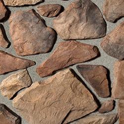 Kodiak Mountain Stone Manufactured Stone Veneer Cut Fieldstone Model 150047891 Manufactured Stone Veneer