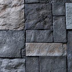 Kodiak Mountain Stone Manufactured Stone Veneer Euro Castle Model 150047931 Manufactured Stone Veneer