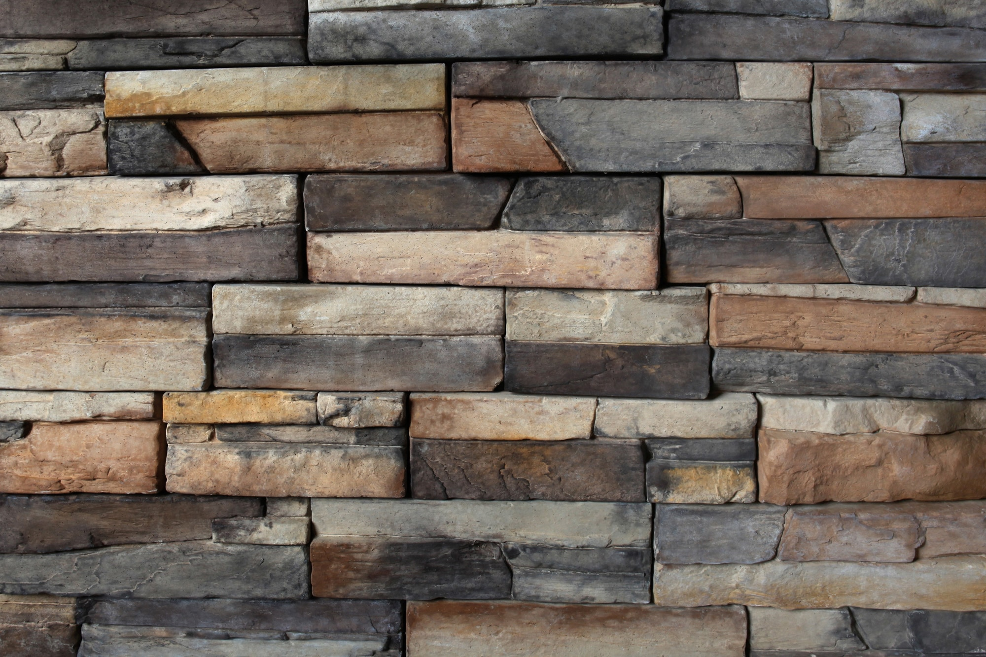 Kodiak Mountain Stone Manufactured Veneer Frontier Ledge