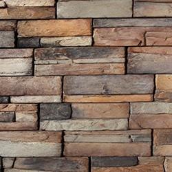 Kodiak Mountain Stone Manufactured Stone Veneer Frontier Ledge Model 150047611 Manufactured Stone Veneer