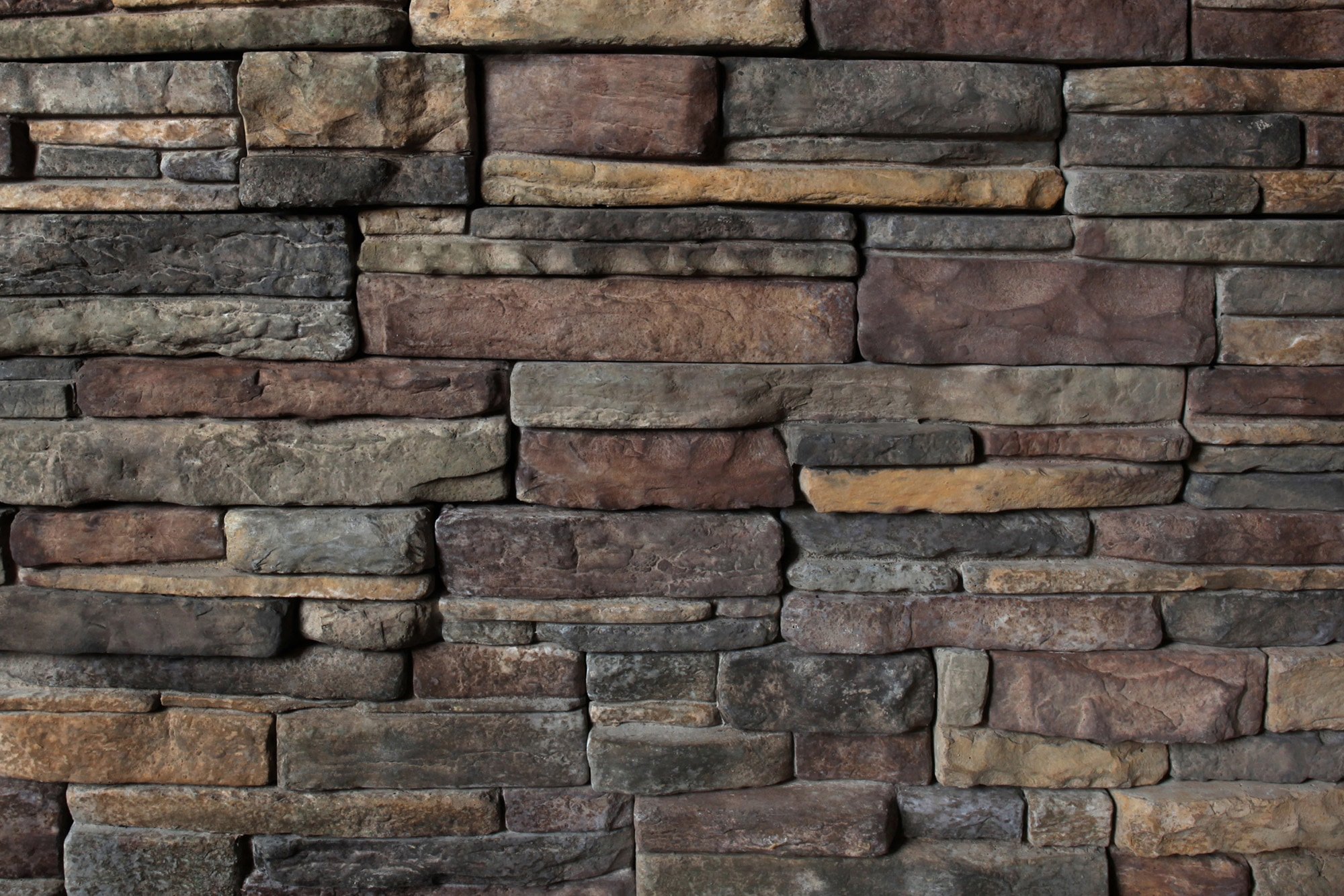 Kodiak mountain stone manufactured stone veneer ready for Stone facade siding