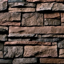 Manufactured Stone Veneer Kodiak Mountain Ready Stack Collection 120 Sq Ft Crate Manufactured Stone Veneer Type 150047481 in Canada