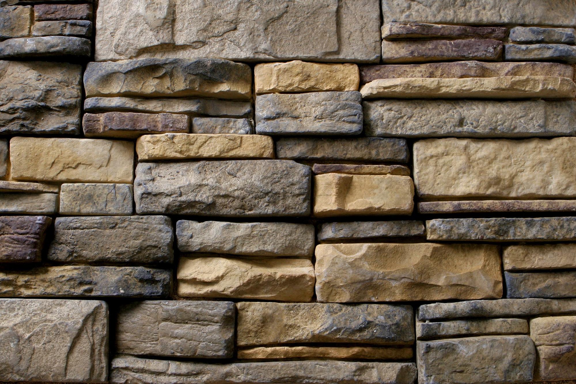 Kodiak mountain stone manufactured stone veneer ready for Stone facade siding