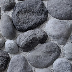 Manufactured Stone Veneer Kodiak Mountain River Rock Collection 120 Sq Ft Crate Manufactured Stone Veneer Type 150047941 in Canada