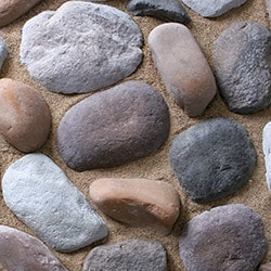 Manufactured Stone Veneer Kodiak Mountain River Rock Collection 10 Sq Ft E Z Pack Manufactured Stone Veneer Type 150048011 in Canada