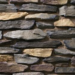 Kodiak Mountain Stone Manufactured Stone Veneer Shadow Ledge Model 150048151 Manufactured Stone Veneer
