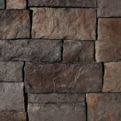 Kodiak Mountain Stone Manufactured Stone Veneer Southern Hackett Type 150048251 Manufactured Stone Veneer in Canada