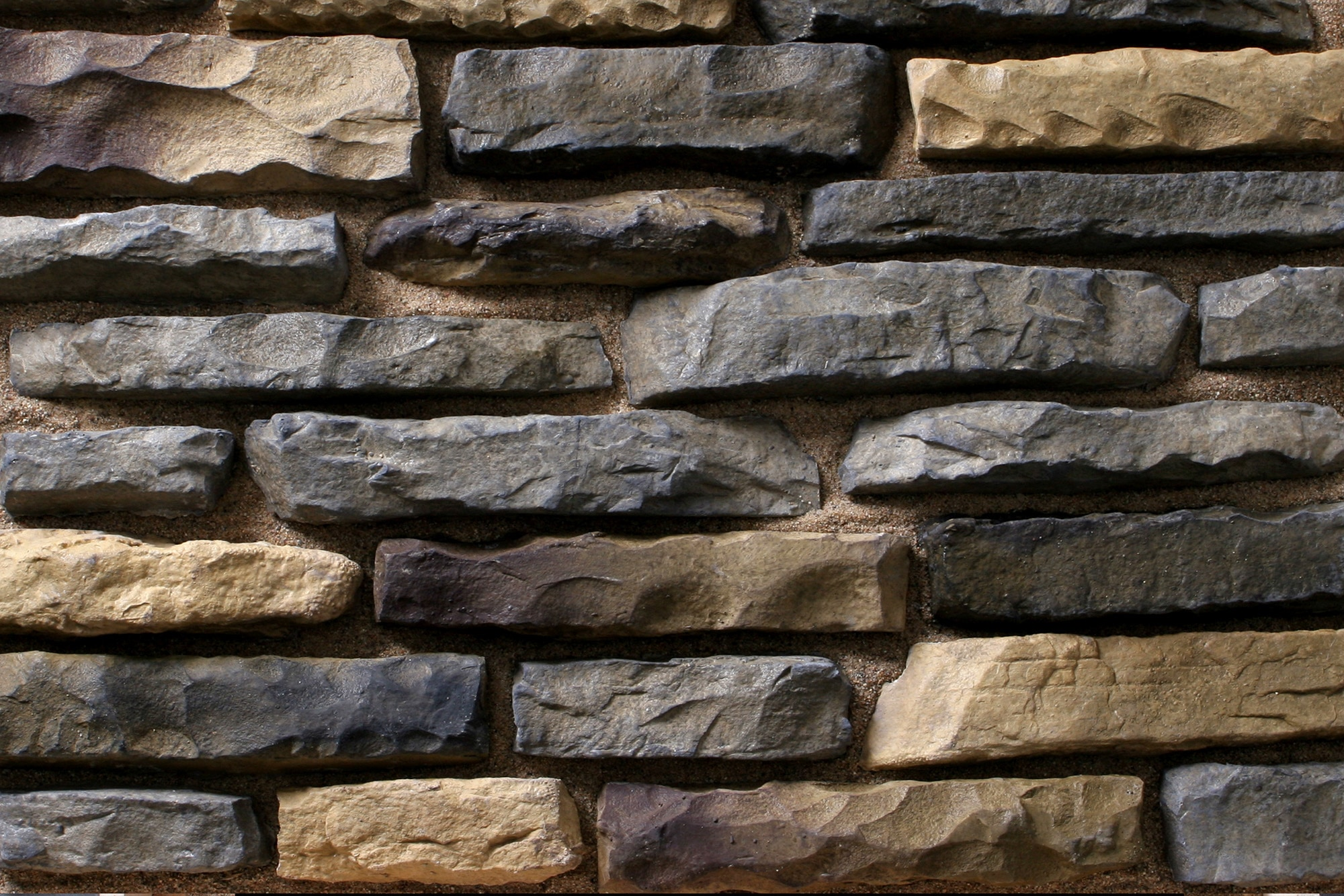 Kodiak Mountain Stone Manufactured Veneer Western Ledge