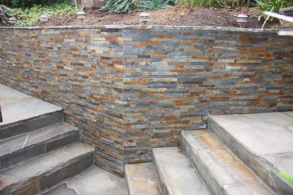 "- Autumn Mix / Ledge Stone 6""x24"" - sku:10089184"