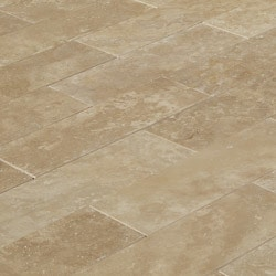 Izmir Travertine Tile Honed & Filled Model 101074701 Travertine Flooring Tiles