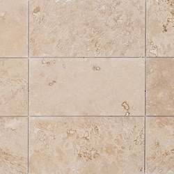 Izmir Travertine Tile Honed & Filled Model 101001421 Travertine Flooring Tiles