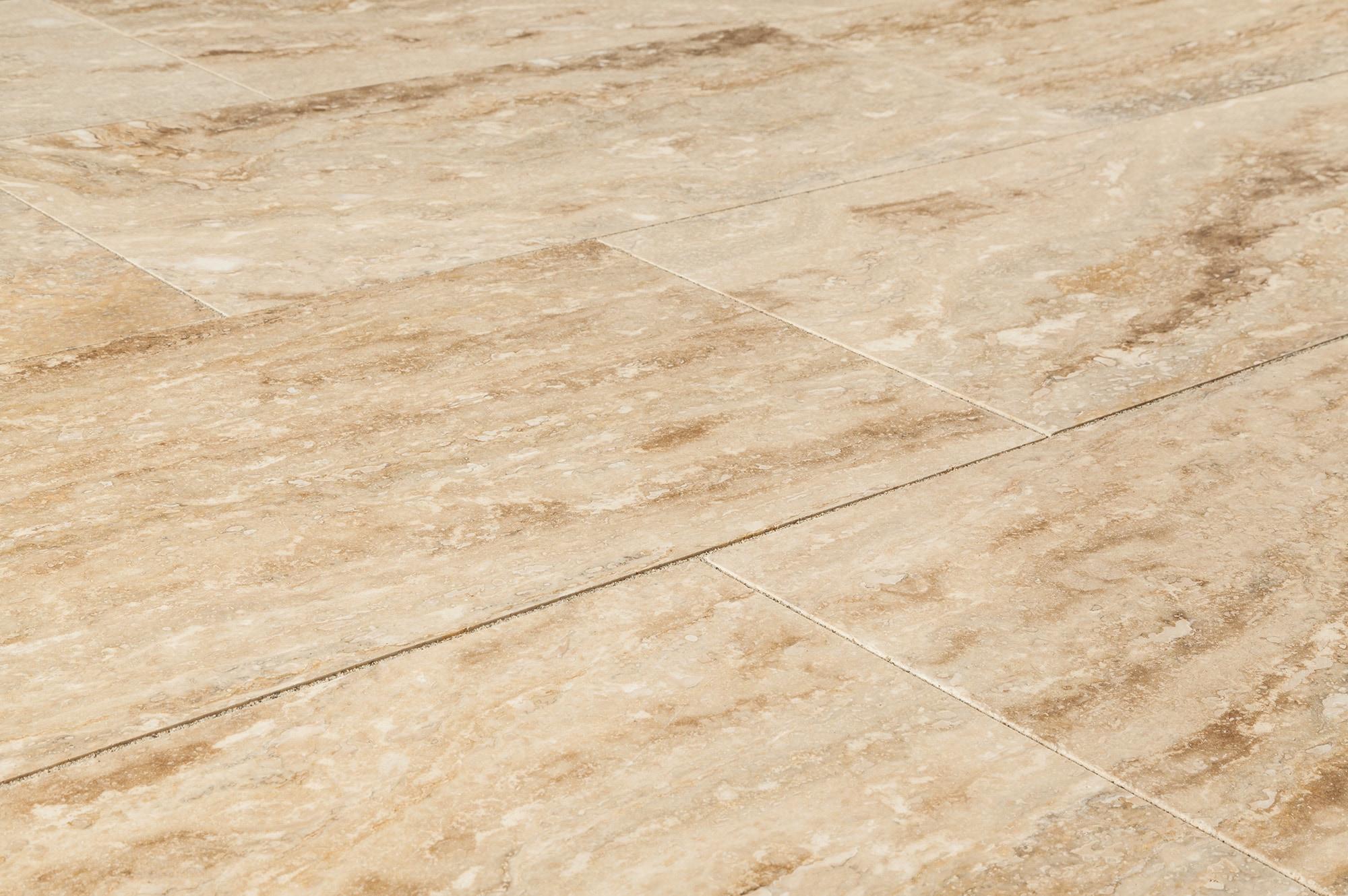 Polished Travertine Floor Tile Images Merida