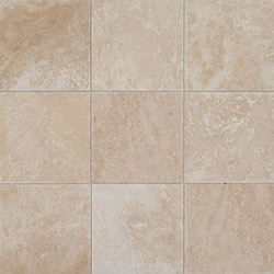 Izmir Turkish Travertine Tile Brushed & Straight Edge Model 100964361 Travertine Flooring Tiles