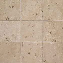 Izmir Turkish Travertine Tile Brushed & Straight Edge Model 100964381 Travertine Flooring Tiles
