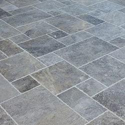 Kesir Travertine Tile Antique Pattern Sets Model 100772361 Travertine Flooring Tiles