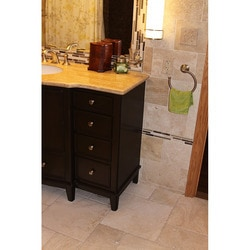 Kesir Travertine Tile Antique Pattern Sets Model 100714461 Travertine Flooring Tiles