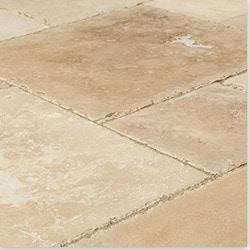 Kesir Travertine Tile Antique Pattern Sets Model 101044491 Travertine Flooring Tiles