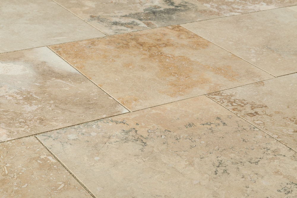 Free Samples Kesir Travertine Tiles Honed And Filled