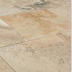 Kesir Travertine Tile Honed & Filled Model 101043201 Travertine Flooring Tiles