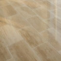Kesir Travertine Tile Polished Model 100809341 Travertine Flooring Tiles