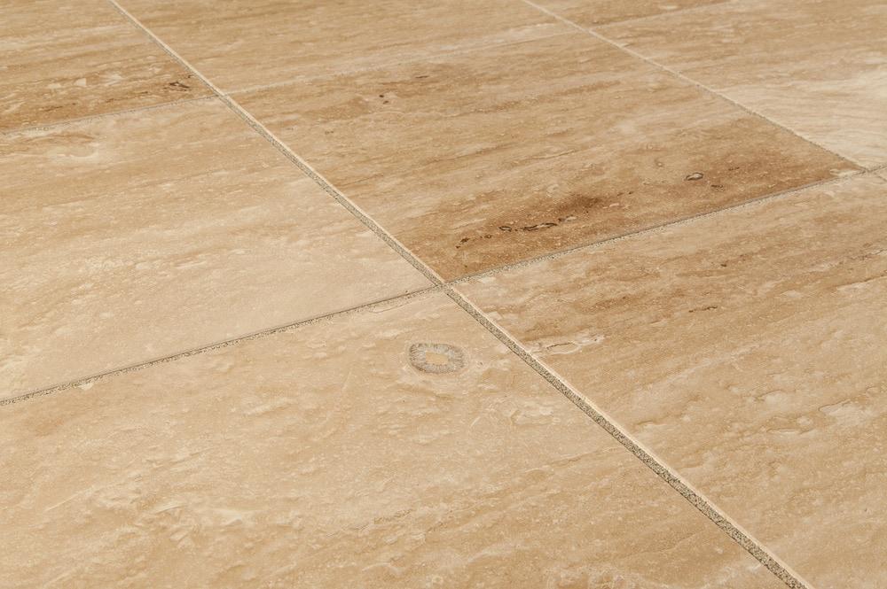 Merida travertine tiles polished durango vein cut 12 for 12x12 mexican floor tile