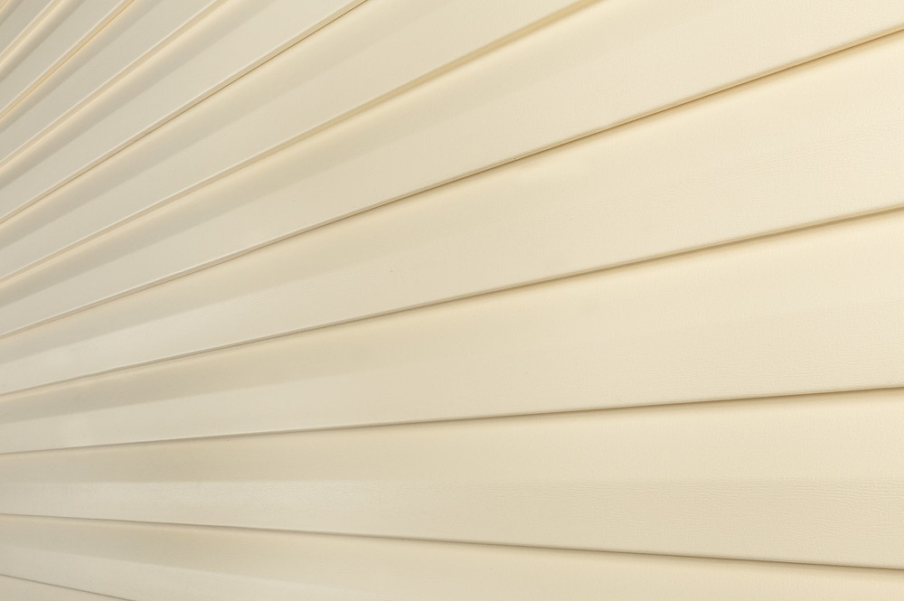 Great Barrier Vinyl Siding Premium Series Cream D5