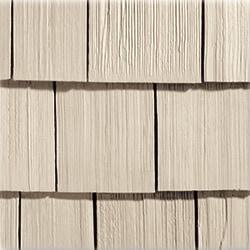 StrongSide Vinyl Siding Premium Roughsawn Shakes Model 100985261 Vinyl Siding