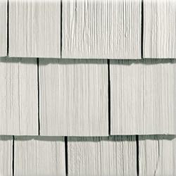 StrongSide Vinyl Siding Premium Roughsawn Shakes Model 100985281 Vinyl Siding