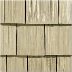 StrongSide Vinyl Siding Premium Roughsawn Shakes Model 100985291 Vinyl Siding