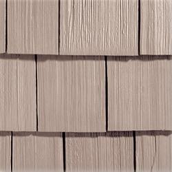 StrongSide Vinyl Siding Premium Roughsawn Shakes Model 100985301 Vinyl Siding