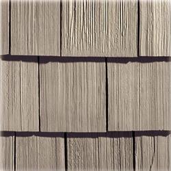 StrongSide Vinyl Siding Premium Roughsawn Shakes Model 100985321 Vinyl Siding