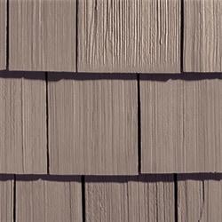 StrongSide Vinyl Siding Ultra Premium Roughsawn Shakes Model 100985341 Vinyl Siding