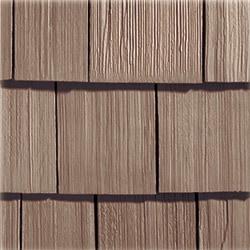 StrongSide Vinyl Siding Ultra Premium Roughsawn Shakes Model 100985361 Vinyl Siding