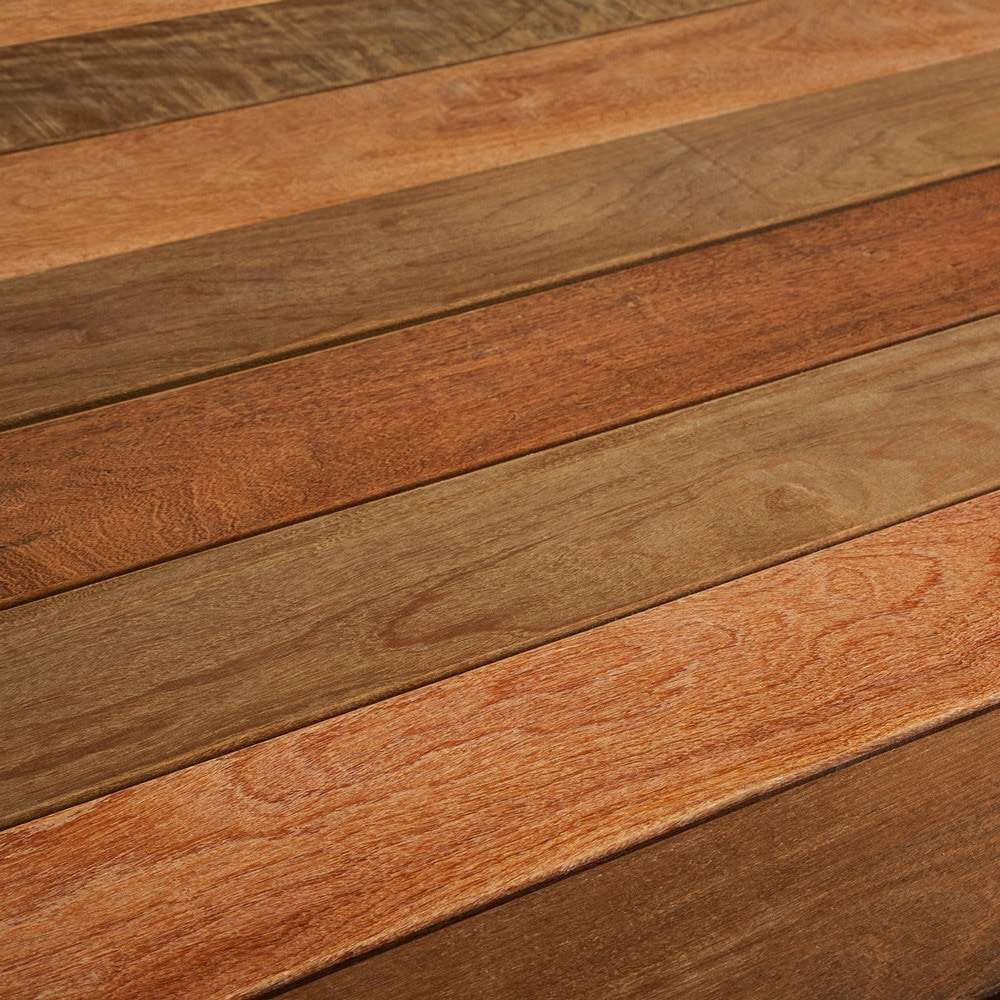 Pavilion premium ipe wood decking ipe s4s e4e fas 1 x6 for Hardwood decking supply