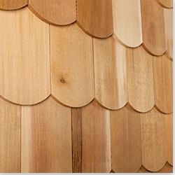 Cedar West Wood Siding Cedar Decorator Shingles Model 100900631 Wood Siding