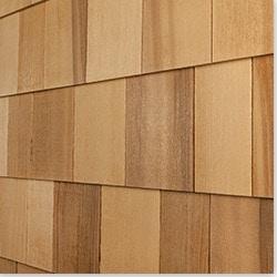 Cedar West Wood Siding Handcrafted Cedar Shingle Panel Model 100896721 Wood Siding