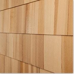 Cedar West Wood Siding Handcrafted Cedar Shingle Panel Model 100896841 Wood Siding