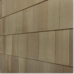 Cedar West Wood Siding Handcrafted Cedar Shingle Panel Model 100896911 Wood Siding